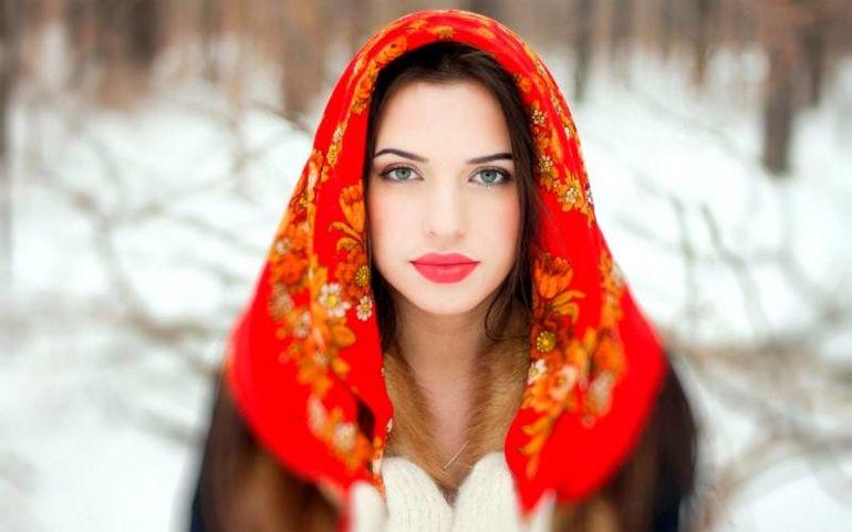Russian beautiful ladies
